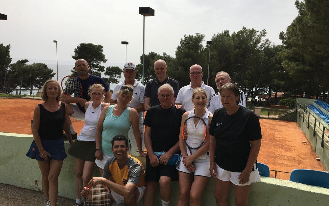 En tennistur for motionister